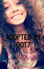 Adopted by GOT7 by Aureliadeadkat