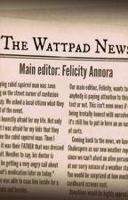 The Wattpad News by Thin-Tin-Missy