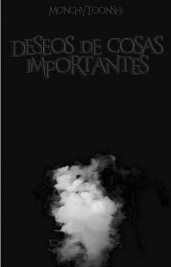 Deseos de cosas importantes [Yoonmin]
