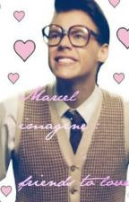 Marcel imagine : friends to lovers by aleiyahmarie