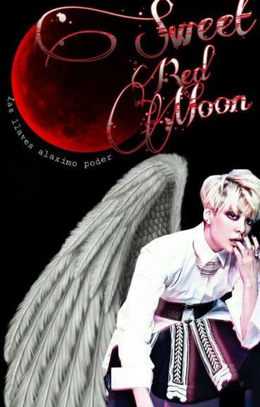 Sweet red moon