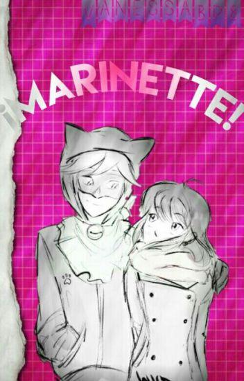 ¡Marinette!- ( Marichat fanfiction)||#PremiosWaltTv2016||
