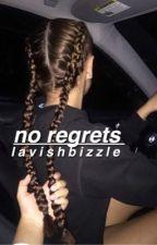 no regrets • j.g  by lavishbizzle
