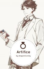 artifice » oikawa x reader by dragonmunchy