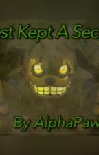 Best Kept A Secret (Springtrap x Reader) by AlphaPaw04