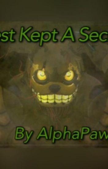Best Kept A Secret (Springtrap x Reader)