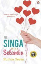 Mr Singa Miss Selamba by NurinaFeeza92
