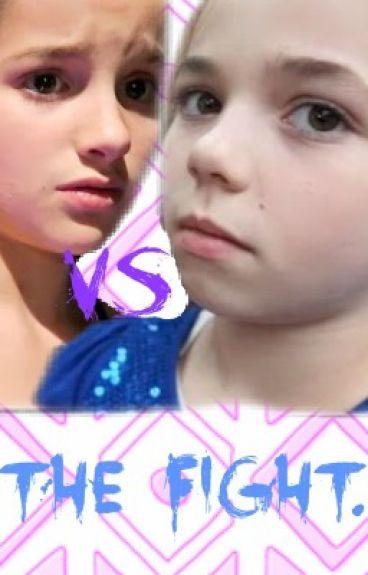 Annie vs Katie - the FIGHT. | Book One | Bratayley