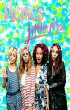 Memes De Little Mix by jerrie69real