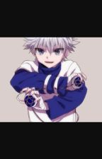 When You Met Him ( Killua Zoldyck X Reader )  by randumgurl02