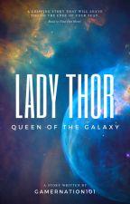 Lady Thor by GamerNation101