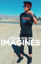 Imagines x Ethan Dolan by ImVictoriaOkay