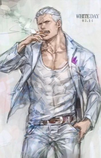 Smoker X Reader