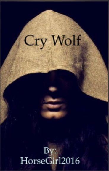 Cry Wolf #Wattys2016