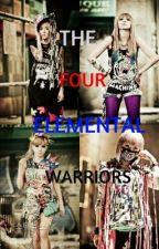 THE FOUR ELEMENTAL WARRIORS by gallade05_shikimura