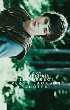 Incorrect Percy Jackson Quotes [slow updates] by TheChocolateWitch