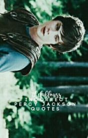 Incorrect Percy Jackson Quotes by TheChocolateWitch