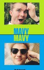 Mavy (Budeš se mnou navždy?) K+M by Kubasaak