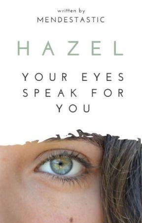 Hazel - sm by mendestastic