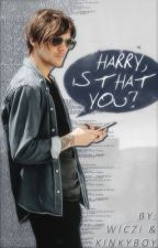 Harry, Is That You?/Messages L.S by kinkyboyxboy