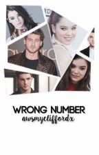 Wrong Number ➳ Cody Christian by awsmycliffordx