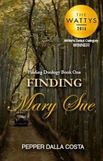 Finding Duology  Book 1- Finding Mary Sue