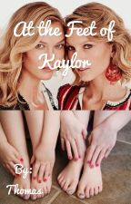 At the Feet of Kaylor by Tomtomtommy16