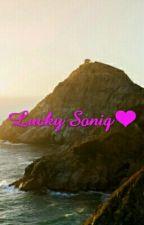 Lucky Soniq by PutriSuria2003