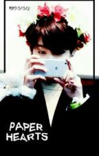 Paper Hearts | YoonKook by minywwngi
