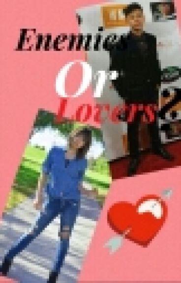 Enemies Or Lovers? (Baiken Fanfic)
