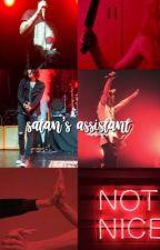 Satan's Assistant | Kellic by cosmicquinn