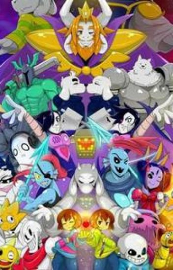 Undertale x reader ~requests open~