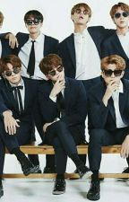 BTS Imagine by btsjinnloverr