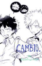 Cambio. by SetsukaCrosszeriaTsu