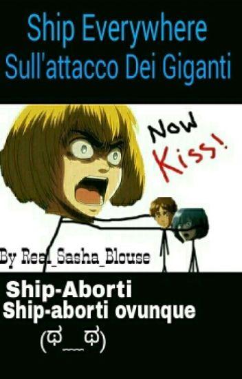 Ship Everywhere Sull'attacco Dei Giganti