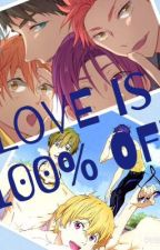 Love is 100% Off! (Sequel of Trying to Flirt?/ Free! ES x Reader)  by Zer0_Blank