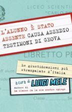 Le note disciplinati più assurde di sempre by LuigiMele-