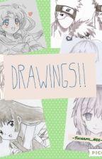 Drawings!! [SLOW UPDATE] by -DatOtakuMaki-