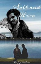 Salt and Rum ~ Captain Swan (once upon a time) by AnEyePadCarl