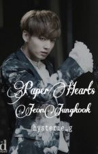 Paper Hearts :: Jeon Jungkook :: by hysterie_g