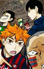 •WhatsApp Haikyuu!!• by WeweSound