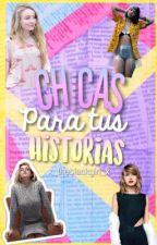 Chicas Para Tus Historias  by X_TheBlackGirl_X