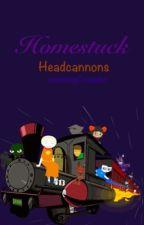 Homestuck Headcannons by Viictiri