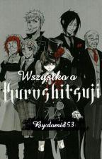 Wszystko O Kuroshitsuji by domi853