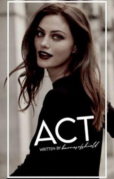 ACT || SEBASTIAN STAN [1]