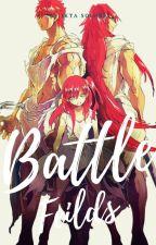 Battle Feild by Makosaphoto