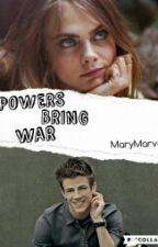 Powers Bring War [Barry Allen Y Tu] by MaryMarvel