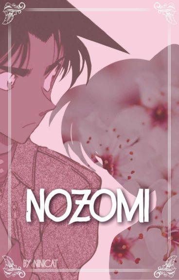 Nozomi |Detektiv Conan FF |Heiji (Kazuha)