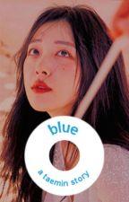 blue » taemin by riceordie