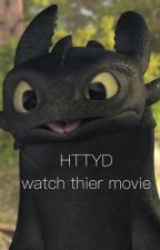 HTTYD watch their movie by poppingpopcorn345